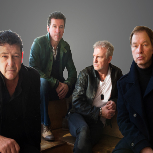 Live by the Falls presents Glass Tiger