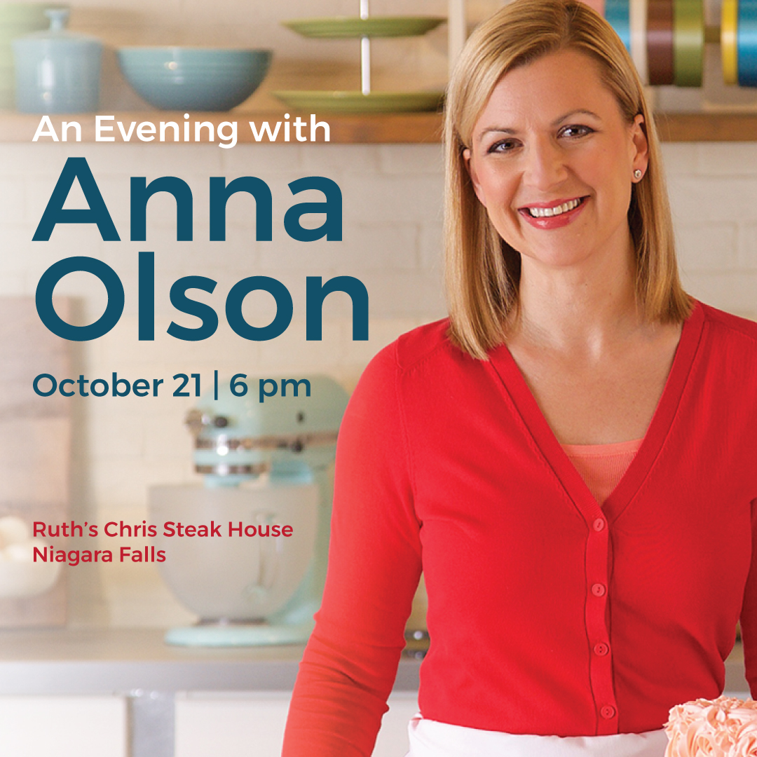 An Evening with Anna Olson
