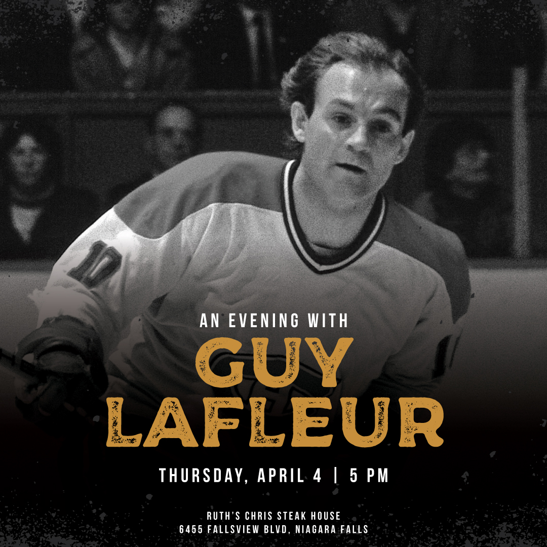 Evening with Guy LaFleur