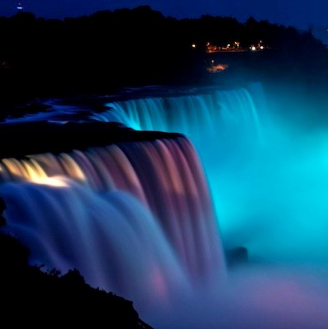 Niagara Falls Illumination
