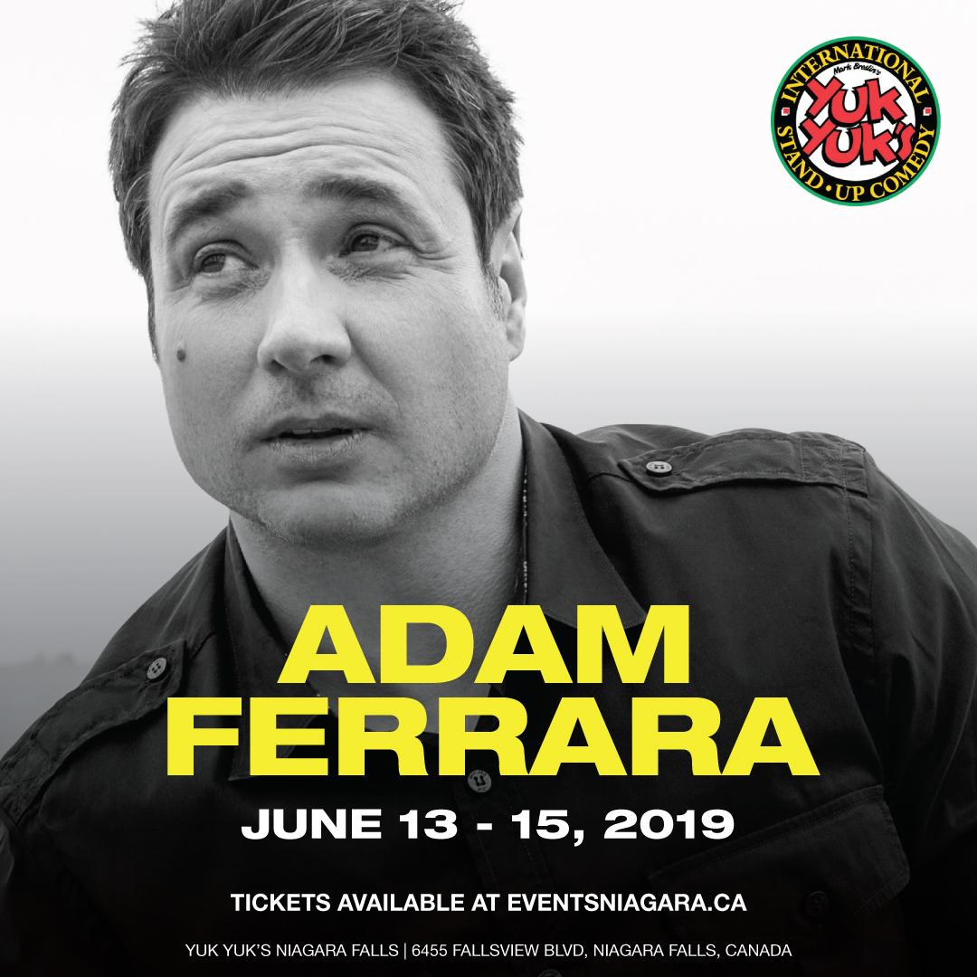 Comedy Nights with Adam Ferrara