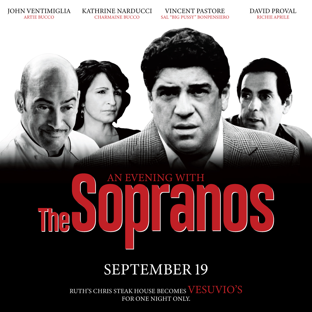 An Evening with The Sopranos