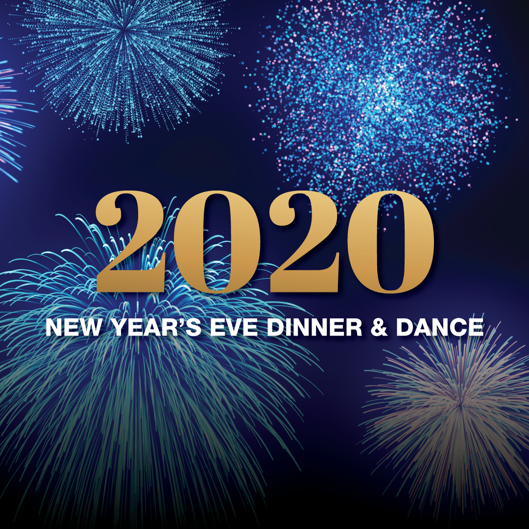 New Year's Eve Dinner & Dance
