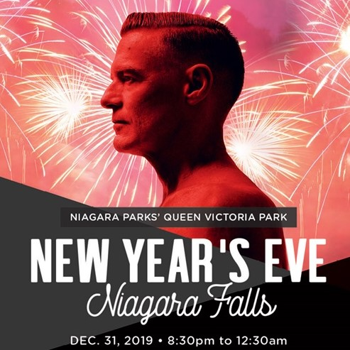 New Year's Eve with Bryan Adams